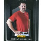 ADRIAN GONZALEZ 2011 Panini BLACK FRIDAY #17 Boston Red Sox