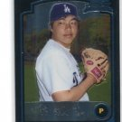 HONG-CHIH KUO 2003 Bowman Chrome Draft Picks #BDP120 ROOKIE RC Dodgers