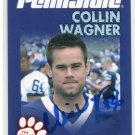 COLLIN WAGNER 2010 Penn State Second Mile AUTO Autograph NITTANY LIONS Kicker - comes with COA