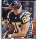 TIM DWIGHT 2002 Upper Deck UD XL #395 Chargers IOWA Hawkeyes