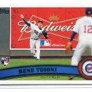 RENE TOSONI 2011 Topps Update Series #US177 ROOKIE Minnesota Twins