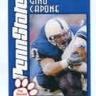 GINO CAPONE 2003 Penn State Second Mile College Card OLB
