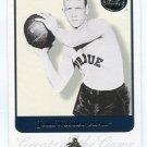 COACH JOHN WOODEN 2001-02 Fleer Greats of the Game #42 PURDUE Boilermakers UCLA Bruins