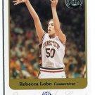 REBECCA LOBO 2001-02 Fleer Greats of the Game #81 UCONN Huskies WNBA