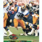 JEROME BETTIS 1993 Topps Stadium Club Member's Choice #506 ROOKIE RAMS Steelers Notre Dame Irish