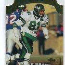KYLE BRADY 1996 Classic Pro Line III Die-Cut #21 Penn State JETS Jaguars PATRIOTS