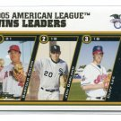 CLIFF LEE 2005 Topps Updates & Highlights LL #UH138 Indians PHILLIES