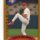 TAYLOR BUCHHOLZ 2002 Topps #675 ROOKIE Philadalphia Phillies