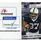 JOE SUHEY 2011 Penn State Football Schedule FULL SIZED