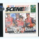 JEFF GORDON 2002 Press Pass Eclipse #38 NASCAR