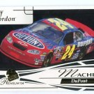 JEFF GORDON 2004 Press Pass Premium #42 NASCAR