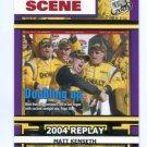 MATT KENSETH 2005 Press Pass #74 NASCAR