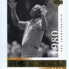 JACK NICKLAUS 2001 Upper Deck UD The Golden Bear 1980 #122