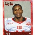 KEVIN BREWTON 2011 Big 33 OH High School card TE