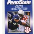 JACK CRAWFORD 2011 Penn State Second Mile College Card RAIDERS DE