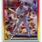 RICKEY HENDERSON 1988 Fleer Baseball's Hottest Stars #16 New York NY Yankees