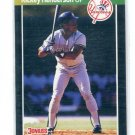 RICKEY HENDERSON 1989 Donruss #245 New York NY Yankees