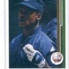 RICKEY HENDERSON 1989 Upper Deck #210 New York NY Yankees