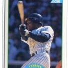 RICKEY HENDERSON 1989 Score #70 New York NY Yankees