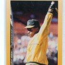 RICKEY HENDERSON 1989 Bay City Sluggers #1 Oakland A's