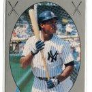 RICKEY HENDERSON Pacific Cards & Comics #7 New York NY Yankees
