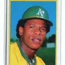 RICKEY HENDERSON 1983 Topps All-Star Glossy Mail In #33 Oakland A's