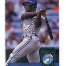 RICKEY HENDERSON 1994 Donruss #19 Toronto Blue Jays