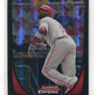 RYAN HOWARD 2011 Bowman Chrome REFRACTOR #24 Philadelphia Phillies