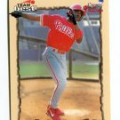 JIMMY ROLLINS 1998 Team Best #94 ROOKIE Clearwater Phillies MINORS Philadelphia Phillies