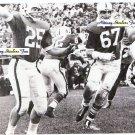 GALEN HALL Penn State Nittany Lions QB 1959-61, OC 2004-11  -  8x10