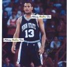 JOHN AMAECHI Penn State Nittany Lions Basketball 1992-95  -  8x10 AUTO Autograph