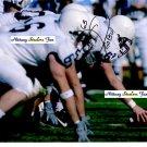 "JOE IORIO Penn State Nittany Lions CENTER 1999-02  -  8x10 AUTO Autograph ""Go PSU"" Inscription"