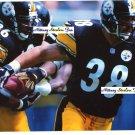 JON WITMAN Penn State Nittany Lions FB 1992-95  -  8x10 STEELERS