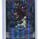 JEFF FULLER 2012 Leaf Draft AUTO REFRACTOR Autograph Texas A&M Aggies DOLPHINS #d/99