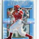 JIMMY ROLLINS 2002 Upper Deck UD Sweet Spot #82 Philadelphia Phillies