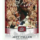 JEFF FULLER 2012 Leaf Draft #23 ROOKIE Texas A&M Aggies DOLPHINS