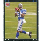 PW) CALVIN JOHNSON 2007 Topps #320 ROOKIE Detroit Lions GEORGIA TECH Damaged