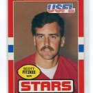 SCOTT FITZKEE 1985 Topps USFL #13 PENN STATE Nittany Lions WR