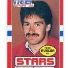 PETE KUGLER 1985 Topps USFL #16 PENN STATE Nittany Lions DE