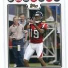 LAURENT ROBINSON 2008 Topps GOLD FOIL SP #123 Dallas Cowboys FALCONS