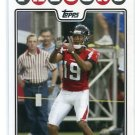 LAURENT ROBINSON 2008 Topps #123 Dallas Cowboys FALCONS