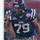 BOBBY MASSIE 2012 Upper Deck UD Star Rookie #51 Ole Miss Rebels CARDINALS
