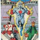 D.C. DC Comics: Secret Origins of Justice League International #34 1988