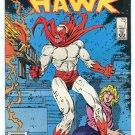 D.C. DC Comics: Teen Titans Spotlight on the Hawk #7 Feb. 1987