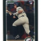 JASON DONALDSON 2010 Bowman Chrome #195 ROOKIE Cleveland Indians