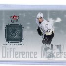 SIDNEY CROSBY 2006-07 Fleer Ultra Difference Makers INSERT #DM6 Pittsburgh Penguins