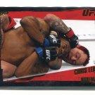 CHRIS LEBEN 2010 Topps UFC GOLD SP #35