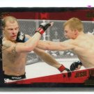 JESSE FORBES 2010 Topps UFC GOLD SP #125