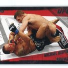 MICHAEL BISPING 2010 Topps UFC #15