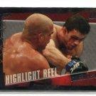 FORREST GRIFFIN vs. TITO ORTIZ 2010 Topps UFC #189